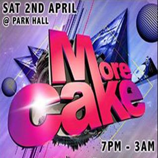 DJ Kelly G @ MORE CAKE / Park Hall / Chorley ( 2nd April 2016 )