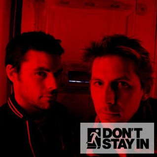 Don't Stay In Mix of the week 089 - Groove Armada (electro)