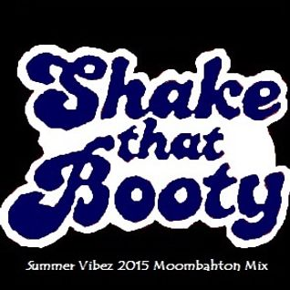'Shake That Booty' Summer Vibez 2015 Moombahton Mix