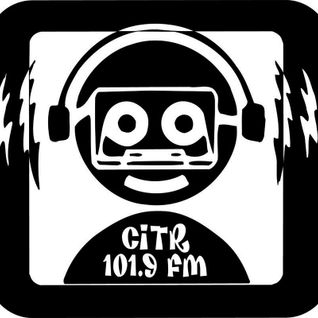 anthropod radio debut (CiTR 101.9FM Listener Hour, 2010/12/17)