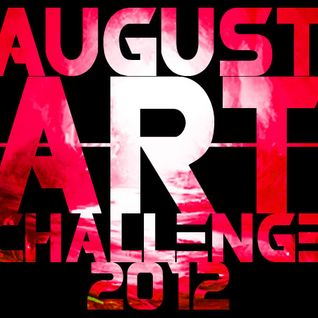 August Art Challenge - Day Two