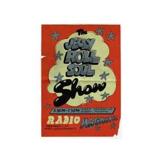 Jelly Roll Radio Episode 9 Feat. Riccardo Schirò
