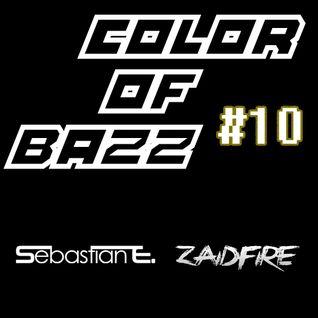 Sebastian E. - Colour of BaZz #10