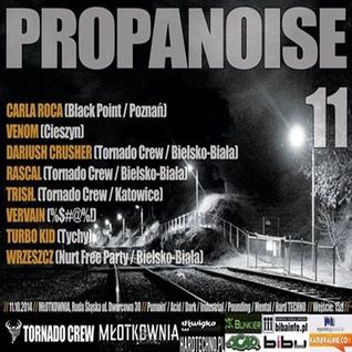 Rascal - Promo 100% Vinyl Set 15.09.2014 (Before  PROPANOISE 11 with CARLA ROCA)