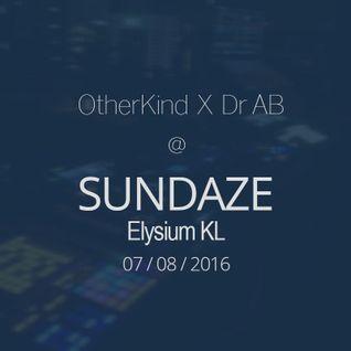 OtherKind X Dr.AB 6 Hours set Record Live from Sundaze @Elysium Kuala Lumpur