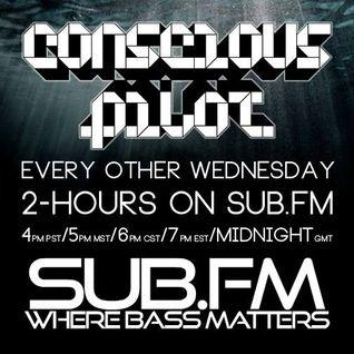 SUB FM - Conscious Pilot - June 15, 2016