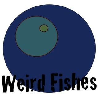 Weird Fishes: April 2012