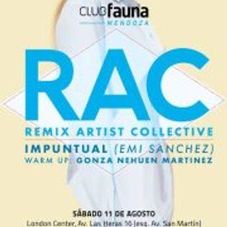 Referencia Circular // Especial RAC en Mendoza