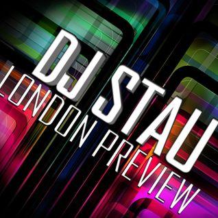 DJ Stau - London Preview