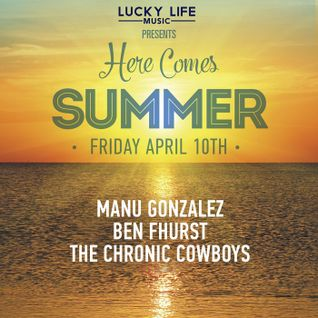 Chronic Cowboys Live at Pacha Ibiza 10.4.2015