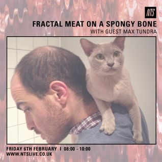 Fractal Meat On A Spongy Bone w/ Max Tundra - 6th February 2015