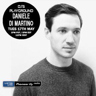 Daniele Di Martino - Pioneer DJ's Playground