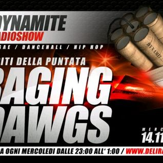 DYNAMITE radio show ospiti | RAGING DAWGS | seconda parte