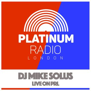 DJ MikeSolus We are SoulfulSundayz LIVE @ PlatinumRadioLondon.com 7.2.16
