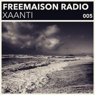 FM Radio 005 - Xaanti