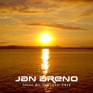 Jan Areno - Sunset Mix September 2016