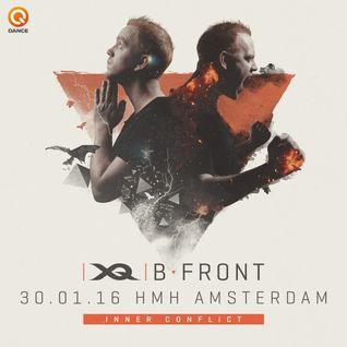 B-Front, High Voltage & Nosferatu   X-Qlusive B-Front