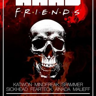 AINADA - HARD Friends promo mix