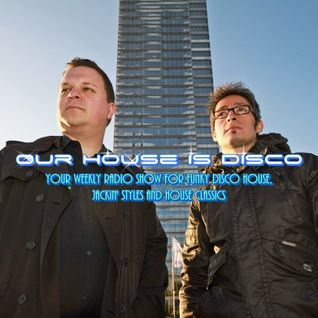 Our House is Disco #196from 2015-09-18