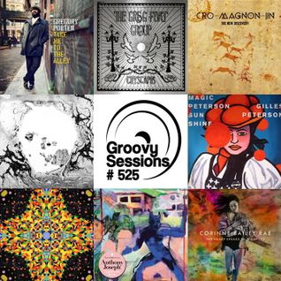 Groovy Sessions 525 2016- 05- 15