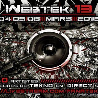 Live dnb @ WebTek XIII by ANARKYA