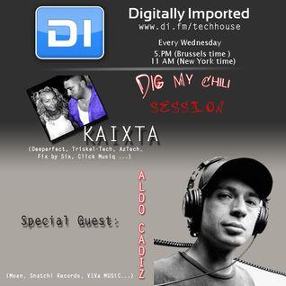 Kaixta_-_Dig My Chili_-_Guest:Aldo Cadiz