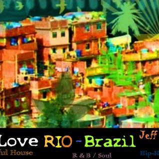 Jeff Calix - I Love Rio_ Brazil