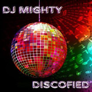 DJ MIGHTY - DISCOFIED