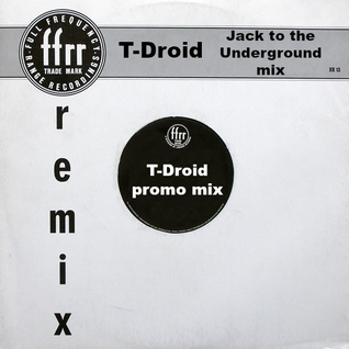 T-Droid - Jack To The Underground Promo Mix