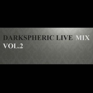Hank Hobson - Darkspheric Live Mix Vol.2 [2013]
