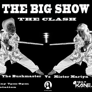 The Big Show - Sound Clash - 1st October 2012
