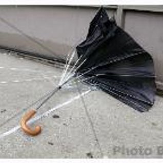 Broken Umbrella 2