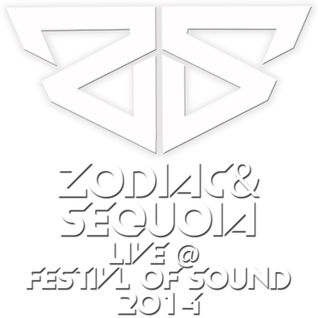 ZODIAC & SEQUOIA @ FESTIVAL OF SOUND 2014