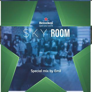 Emil @ Heineken skyroom promomix