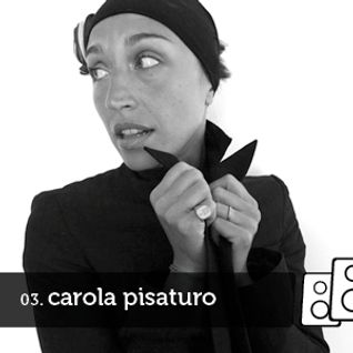 Soundwall Podcast 03 : Carola Pisaturo