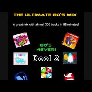 The Ultimate 80's Megamix II (219 tracks) - Mixed By Bass 10