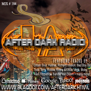 After Dark 2K16 mix10 #184