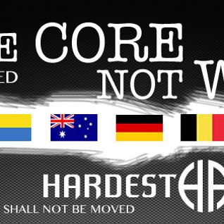 HARDEST ALLIANCE PRESENTS / AINADA / CORE NOT WAR