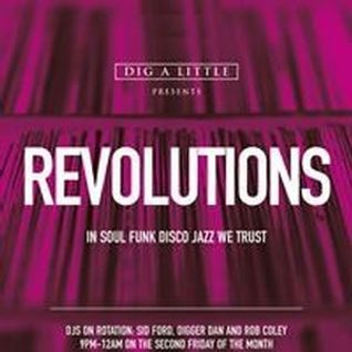 Live at Revolutions - June 2015