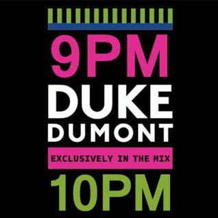 Duke Dumont Mix