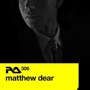 RA.306 Matthew Dear | 09 April 2012