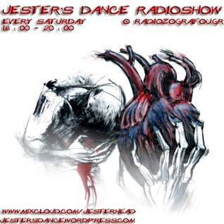 Jester's Dance - RadioShow @radiozografou.gr - 22-12-12