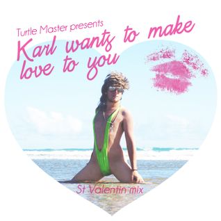 Turtle Master Presents: Karl wants to make love to you (St Valentin Mix)