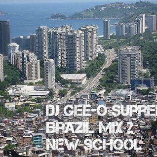 DJ Gee-O Supreme: Midnight Deluxe 9 Brazil Mix New School