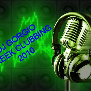 DJ Gorgio GLS - Greek Clubbing Volume 1