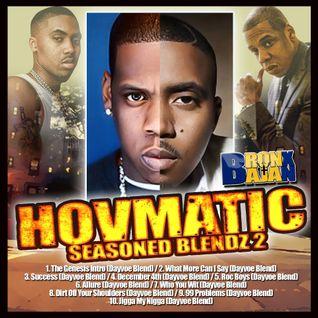 DJ Dayvoe - Hovmatic (Seasoned Blendz 2)