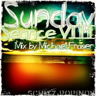Schitz Popinov Presents Sunday Séance VIII Mixtape by Michael Fraser