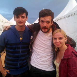 Klaxons - Interview at Grape festival 2014
