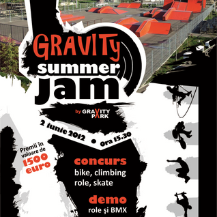 Gravity Summer Jam Part 1