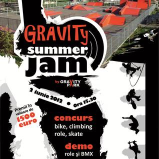 Gravity Summer Jam Part 1